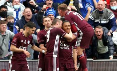 FA Cup/ Licesteri mposht minimalisht Chelsean në finalen dhe fiton për herë të parë trofeun (VIDEO)