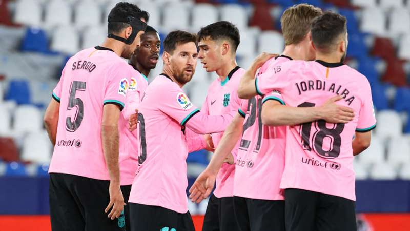 Plot 5 gola, Barcelona kalon sërish na avantazh ndaj Levantes (VIDEO)
