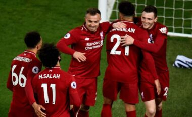 Liverpool publikon fanellat për edicionin 2021/22 (FOTO LAJM)