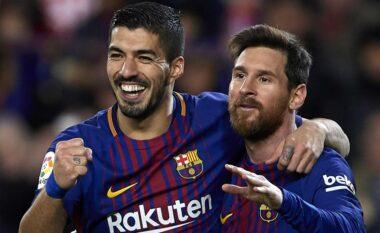 Largimi i Suarezit i kushtoi Barçës me titull