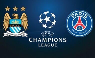 CHAMPIONS/ Manchester City – PSG, sonte përcaktohet finalistja e parë