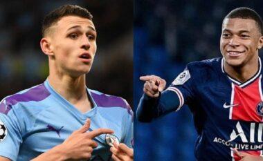 CHAMPIONS/ Manchester City – PSG, statistikat dhe formacionet e mundshme (FOTO LAJM)
