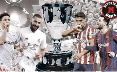 A do e mbajë Atl Madrid vendin e parë? Ja sondazhi befasues i Marca (FOTO LAJM)