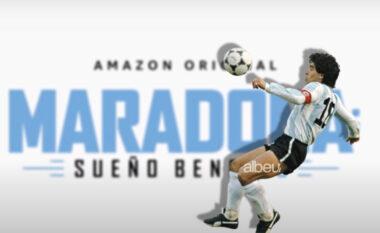 Gati filmi për legjendën e futbollit, këta janë aktorët që do ta luajnë Maradonën (VIDEO)