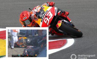 Vetëm disa ditë nga rikthimi në pistë, Marquez pëson aksident të frikshëm