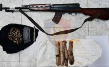 EMRI/ Terrorizoi banorët me breshëri plumbash, arrestohet 40-vjeçari në Mat