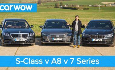 Audi, BMW apo Mercedes, kush është më i mirë? (VIDEO)