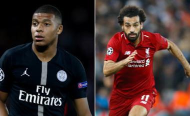 PSG po mendon për merkaton, largohet Mbappe dhe afrohet Salah