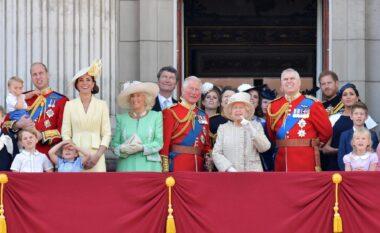 Me këtë foto, Pallati Mbretëror jep lajmin e ëmbël