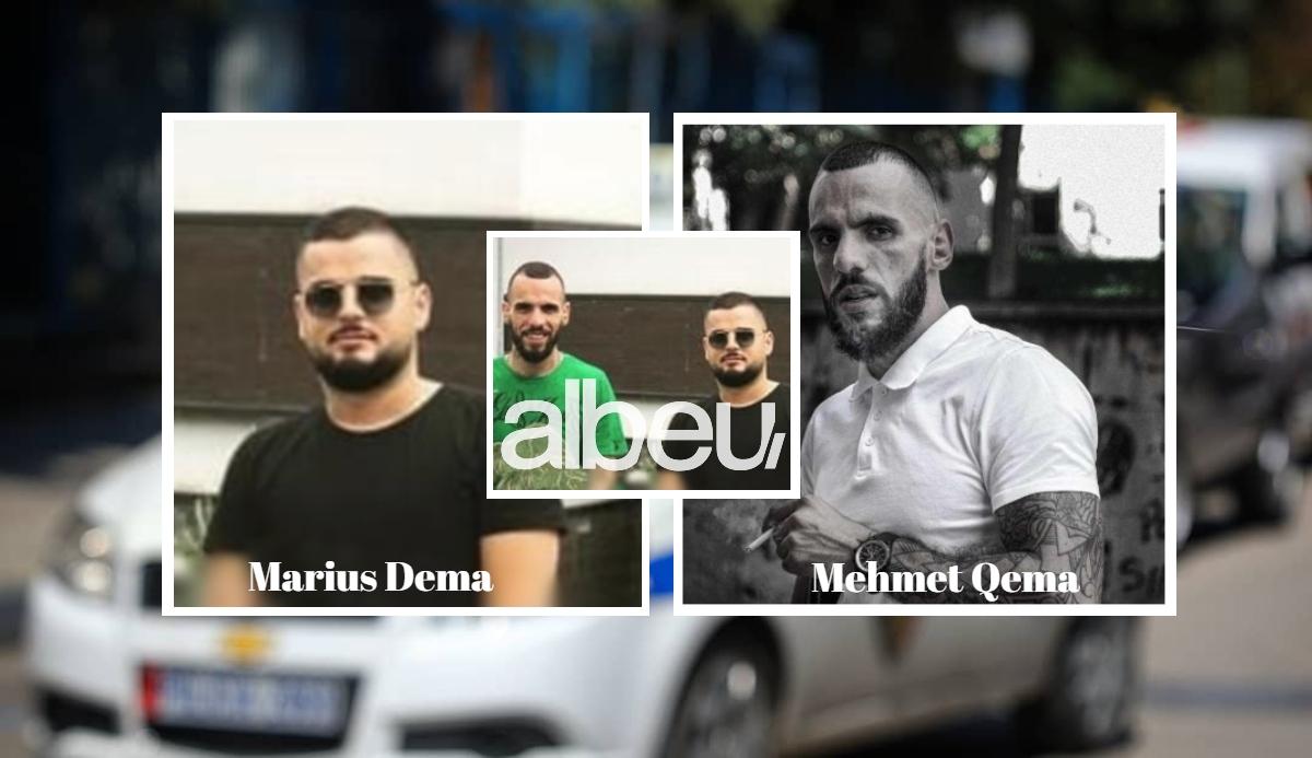 Del fotoja, viktima dhe autori miq me këngëtarin e njohur shqiptar (FOTO LAJM)