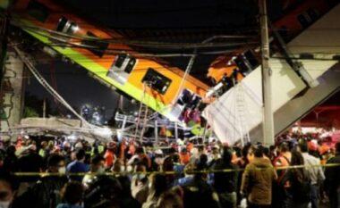Shembet mbikalimi i metrosë në Meksikë: Humbin jetën 13 persona dhe plagosen me dhjetëra të tjerë