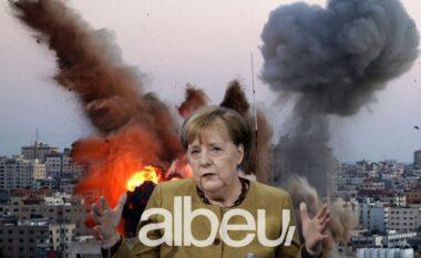 Lufta në lindje, reagon për herë të parë Angela Merkel