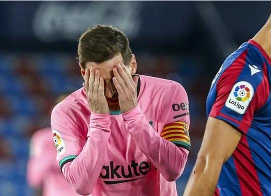 Barcelona zhgënjen sërish, humb mundësinë të kapi kreun (VIDEO)