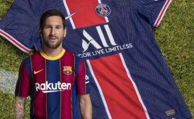Sa janë shanset që Messi të qëndrojë te Barcelona apo të kalojë te PSG?
