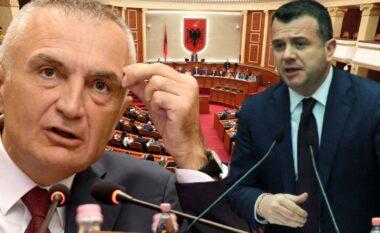 """""""E përdhunoi institucionin"""", Balla për Metën: Duam një President që të çojë Shqipërinë në BE"""