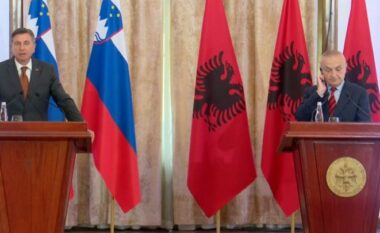 Presidenti slloven konferencë me Metën: E ardhmja e rajonit, vetëm në BE