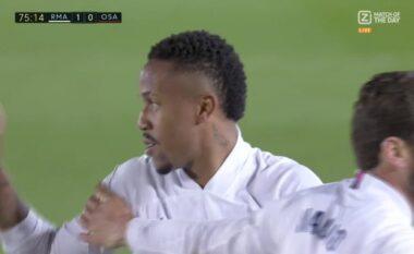 Real Madridi zhbllokon rezultatin ndaj Osassunas (VIDEO)