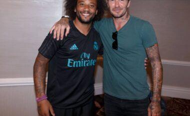 "Nuk ndalet Beckham, Marcelo i ""shigjetuari"" i radhës"