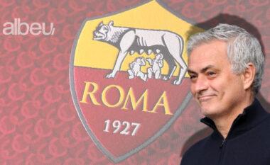 Kalim i befasishëm te Roma, sa do të paguhet Mourinho te klubi kryeqytetas?