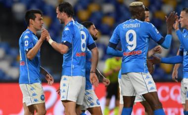 """Napoli """"frikëson"""" Juven për zonës Champions, triumfon me """"shuplakë"""" (VIDEO)"""
