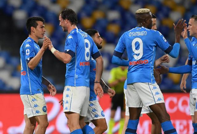 Shënon Napoli me Fabian Ruiz, Napoli 1-0 Bologna (VIDEO)