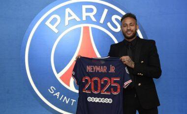 ZYRTARE/ Neymar te PSG deri në 2025: Krenari që jam pjesë e këtij ekipi (VIDEO)