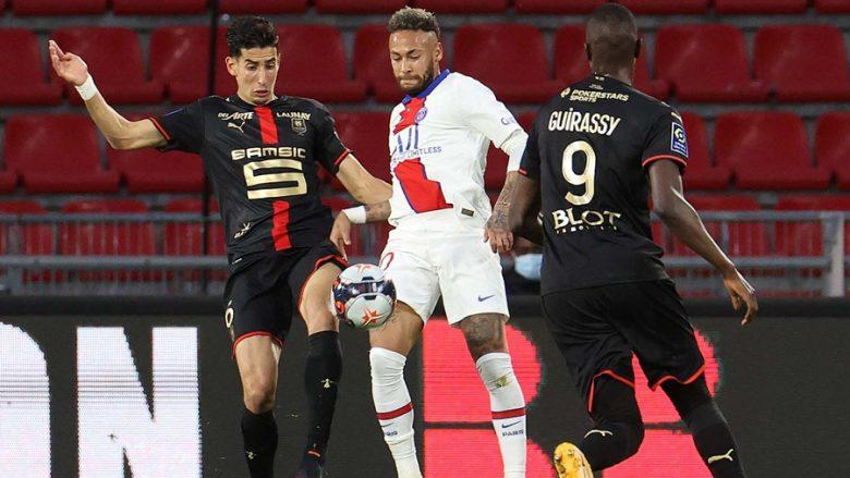 PSG bën hap fals në garën për titull, Lille ka në dorë kampionatin (VIDEO)