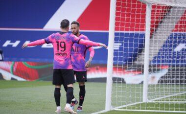 PSG fiton ndaj Lens dhe kap kreun, Neymar në ditën e tij më të mirë (VIDEO)