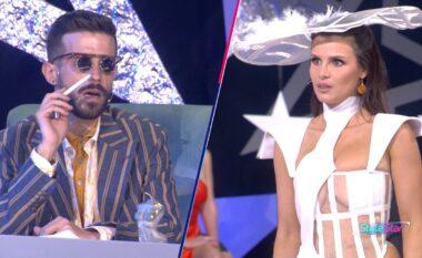 Niko Komani akuzon konkurrenten se ka ardhur me fustan të kopjuar (VIDEO)