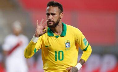 Neymar dëshiron të përfaqësojë Brazilin në Lojërat Olimpike të Tokios
