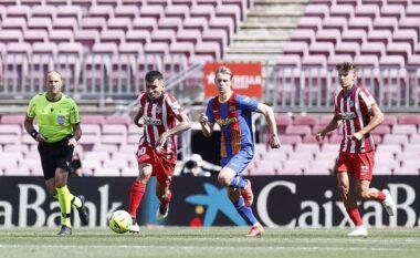 Barcelona dhe Atletico ndajnë pikët, Reali ka në dorë fitimin e titullit kampion (VIDEO)
