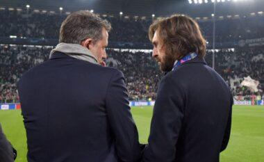Pas humbjes me Milanin Paratici sugjeroi shkarkimin e Pirlos