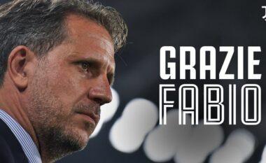 ZYRTARE/ Fabio Paratici largohet nga Juventusi
