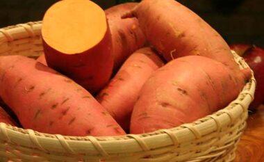 Arsyet pse duhet t'i përfshini në dietën tuaj patatet e ëmbla