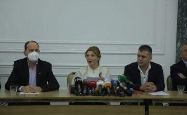 Lëvizja e Bashës për shkarkimin e Nishanit, grupi për PD-në: Zgjedhja e  Këshillit Kombëtar është e paligjshme