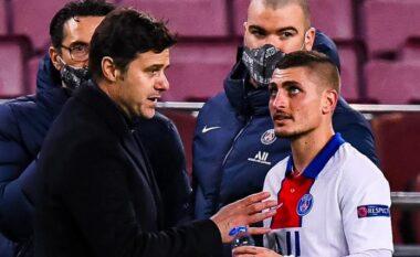 Pochettino konfirmon dëmtimin e Verrattit: Shpresoj të mos jetë serioz