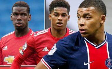 Bashkëlojtari dhe bashkëkombasi, Pogba: Rashford dhe Mbappe janë e ardhmja e futbollit