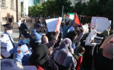 Protestuan në mbrojtje të Palestinës, policia procedon 15 persona për thyerjen e masave anti-Covid
