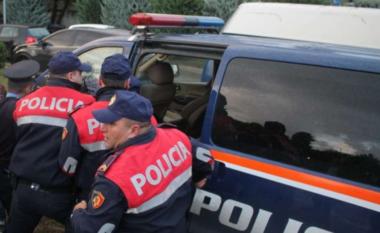 """Aksion anti-drogë tek """"Varri i Bamit"""" në Tiranë"""