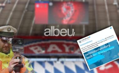 """Policia e Munchen """"tallet"""" me skuadrat e Bundesligës, në kërkim të rivalit të Bayernit"""