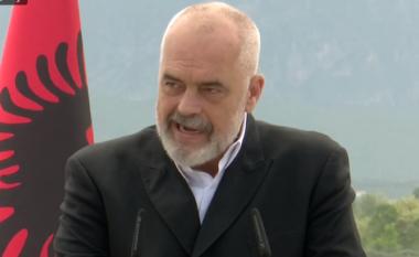 Rama nuk heq dorë: Fton Bashën në prani të komisionerit për Zgjerim