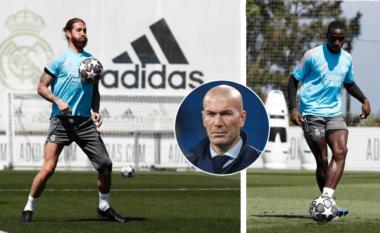 Lajm i mirë për Realin para ndeshjes me Chelsea, Ramos e Mendy gati