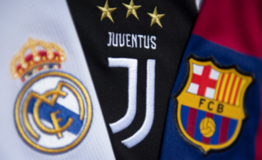 Refuzuan të largohen nga projekti i Superligës, UEFA hap procedurë disiplinore për Real Madridit, Juventusit e Barcelonës