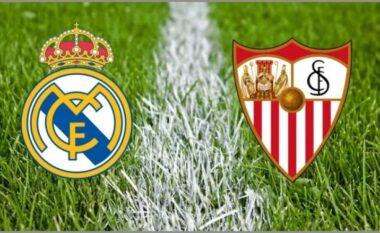 Formacionet zyrtare, Real Madrid-Sevilla (FOTO LAJM)