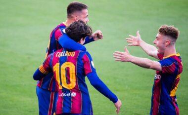 I pandalshëm Rey Manaj, tjetër gol vendimtar për Barcelona B (VIDEO)