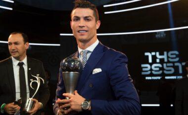 Rrëmbeu edhe trofeun që i mungonte, Cristiano Ronaldo vendos rekordin e ri në futboll