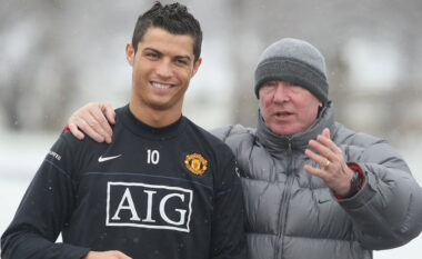 Sir Alex Ferguson: Ronaldo është i fortë, sinqerisht si një palë këpucë të vjetra