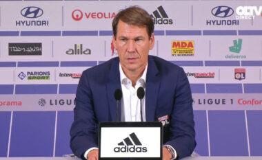 """Nuk arriti objektivin """"Champions"""", Rudi Garcia jep dorëheqjen nga Lyon"""