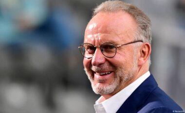 Bayerni fitoi kampionatin, Rummenigge: Është e mahnitshme dëshira e djemve për fitore