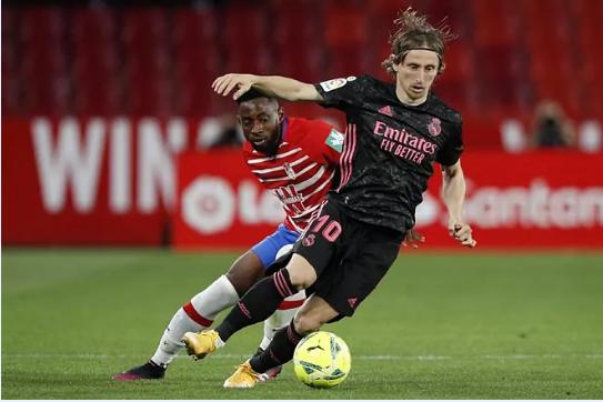 Çmendet Reali, 2 gola për 2 minuta (VIDEO)